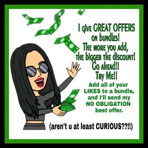 bundle your likes so I could send you an offer